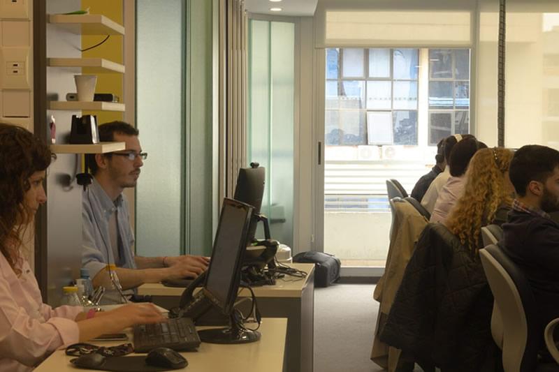 team leader call center