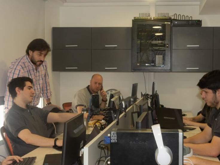 equipo desarrollo