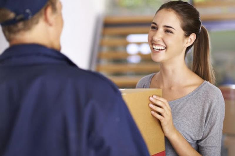 servicios de entregas centro de contacto